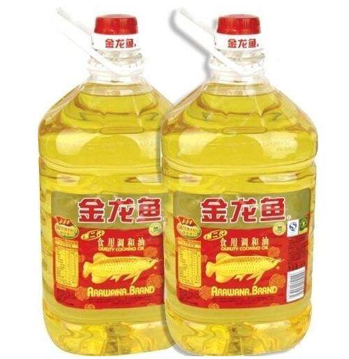 金龙鱼二代食用调和油4L